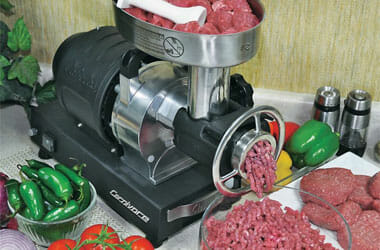 Cabela's Meat Grinder Review