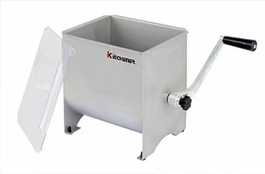 Kitchener Meat Mixer Review