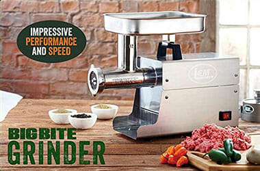 LEM Meat Grinder Review