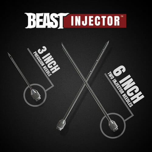 Grill Beast Injector Needles