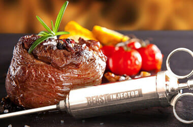 Grill Beast Meat Injector Review