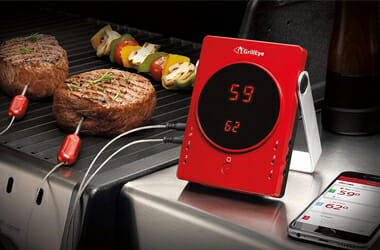 GrillEye Bluetooth Thermometer Review