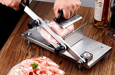 Frozen Meat Slicer Review